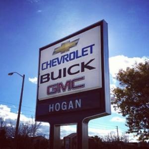 Hogan's street sign