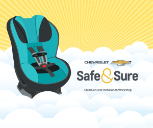 Child Car Seat Safety Clinic 2014 INFOgraf no stat