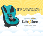 Child Car Seat Safety Clinic 2014 INFOgraf