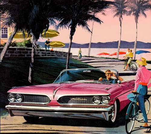 Pontiac Car Wallpaper: 9 Vintage GM Ads To Get You Excited For The Long Weekend
