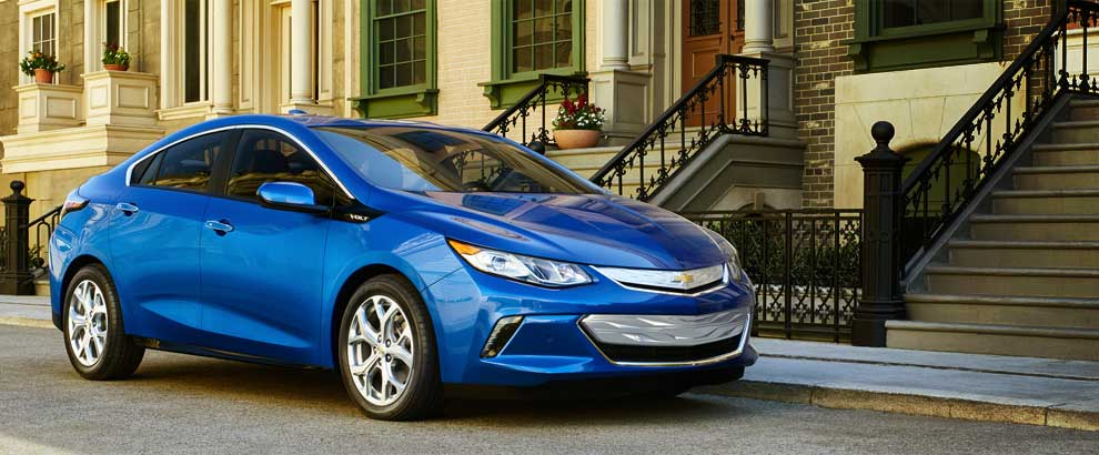 Photo of the 2016 Chevrolet Volt