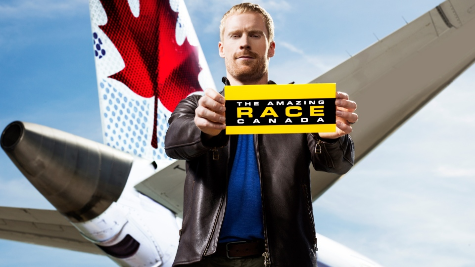 Amazing Race Canada Host