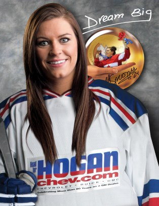 Photo of Natalie Spooner